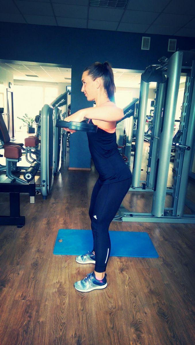 numesti svorio praleidžiant