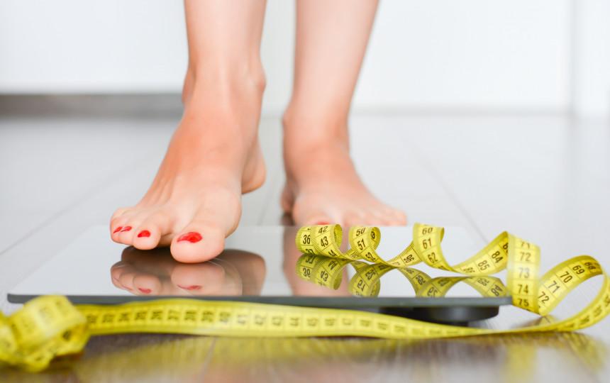 numesti svorio padidinti medžiagų apykaitą)